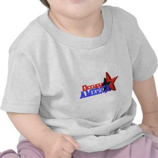 Ocupe la protesta de Boston OWS el 99 por ciento Camisetas