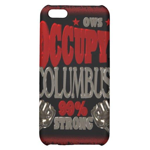 Ocupe la protesta de Columbus OWS el 99 por ciento