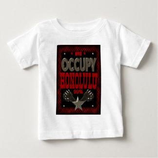 Ocupe la protesta de Honolulu OWS el 99 por ciento Playeras