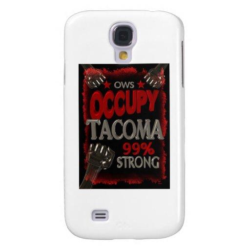 Ocupe la protesta de Tacoma OWS el 99 por ciento d
