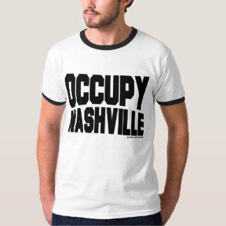 Ocupe Nashville Playera