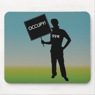 ¡Ocupe!  Somos los 99% Mousepads