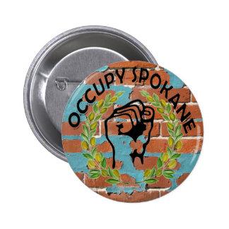 OCUPE SPOKANE PIN