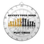 Ocupe su ajedrez del juego de la mente (el juego d tabla dardos