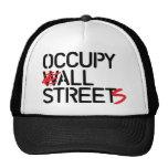 Ocupe todas las calles gorras de camionero