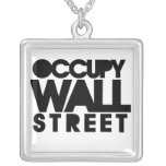Ocupe Wall Street Joyerias Personalizadas