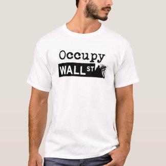 Ocupe Wall Street - donación 100% OWS Playera