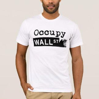 Ocupe Wall Street - donación 100% Playera