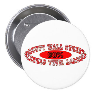 Ocupe Wall Street - el 99% Pin