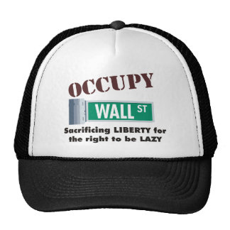 ocupe Wall Street Gorros Bordados