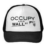 Ocupe Wall Street Gorra