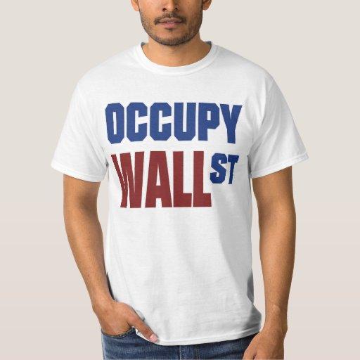 Ocupe Wall Street Poleras