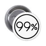 Ocupe Wall Street que somos el botón del 99% Pin