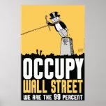 Ocupe Wall Street que somos el poster del 99 por c
