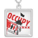 Ocupe Wall Street: Somos los 99% Pendiente Personalizado