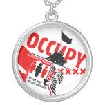 Ocupe Wall Street: Somos los 99% Collares