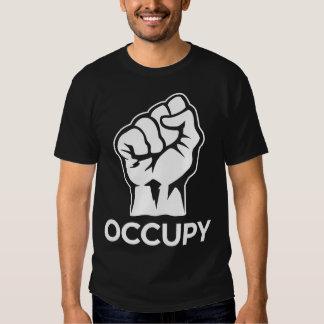 Ocupe Wall Street - somos los 99% Playeras