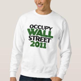 Ocupe Wall Street Sudaderas Encapuchadas