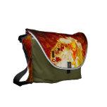 Oda a Klimt - la bolsa de mensajero del carrito Bolsas De Mensajería