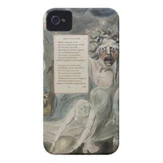 """Oda a la adversidad, """"de los poemas de Thomas Case-Mate iPhone 4 Carcasa"""