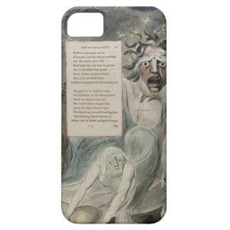 """Oda a la adversidad, """"de los poemas de Thomas Gray iPhone 5 Cárcasas"""