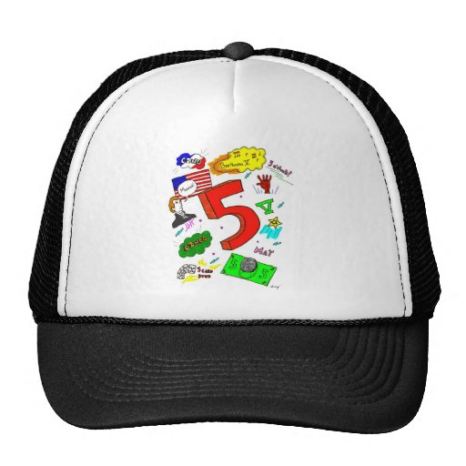 Oda al gorra cinco