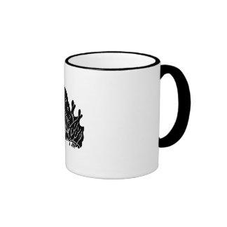 Oda butterfly coffee mugs