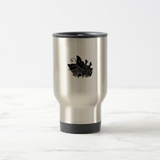 Oda butterfly mug