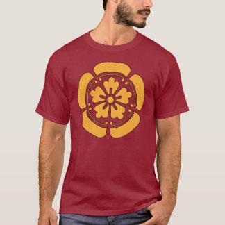 Oda Clan Mon - Gold/Black Trim T-Shirt