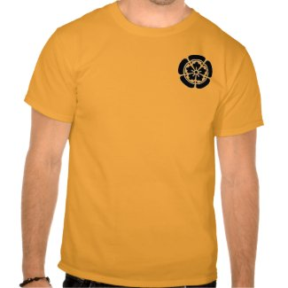 Oda Clan Shirt shirt