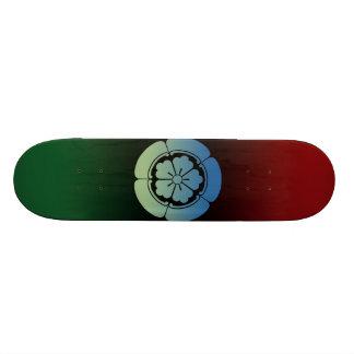 Oda Mokkou 13 スケートボードデッキ