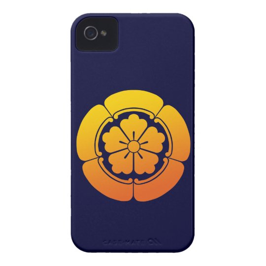 Oda Mokkou (YO) iPhone 4 Case