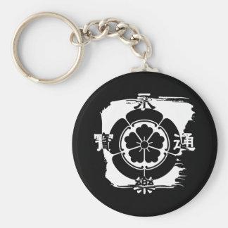 Oda Nobunaga B Keychain