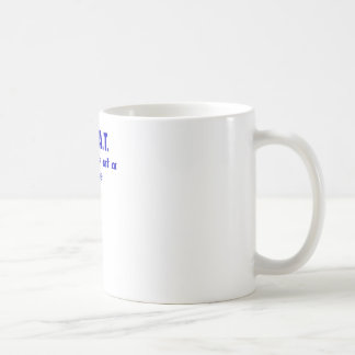 ODAAT One Day at a Time Coffee Mug