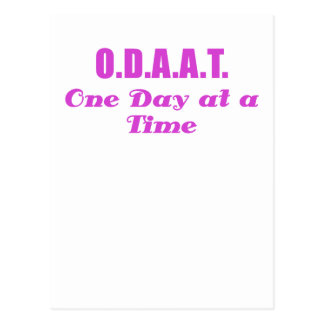 ODAAT One Day at a Time Postcard