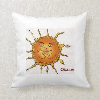 Odalis Throw Pillow