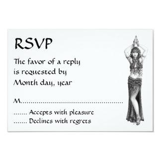Odalisk RSVP Card