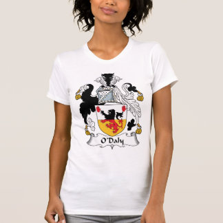 O'Daly Family Crest T Shirt