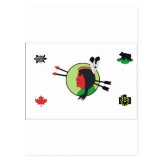Odanak_First_Nation_%28Abenaki%29 Post Cards