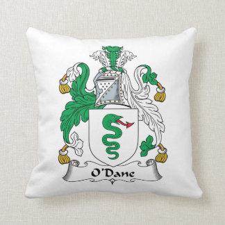 O'Dane Family Crest Pillows