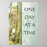 ODAT Bamboo Garden Print