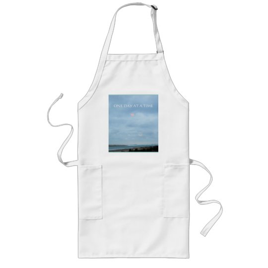 ODAT by the Sea Long Apron
