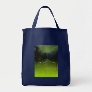 ODAT Green Mountain Road Canvas Bags