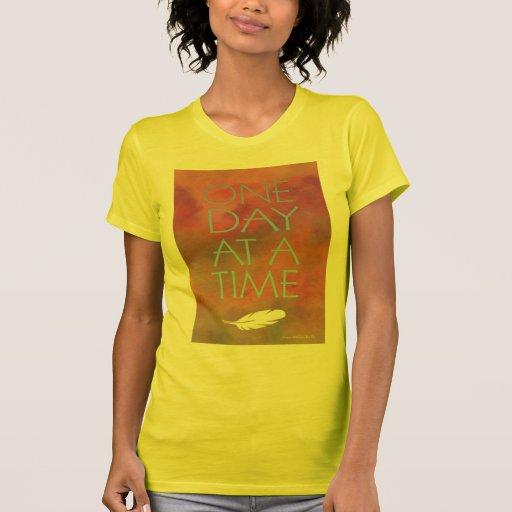 ODAT on Orange T-shirts