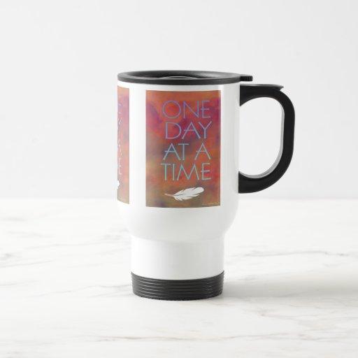 ODAT on Orange Travel Mug