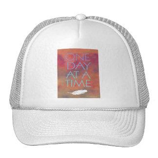 ODAT on Orange Trucker Hat