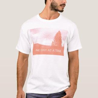 ODAT Orange Pink Daybreak T-Shirt