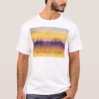 ODAT Orange Purple Field T-Shirt