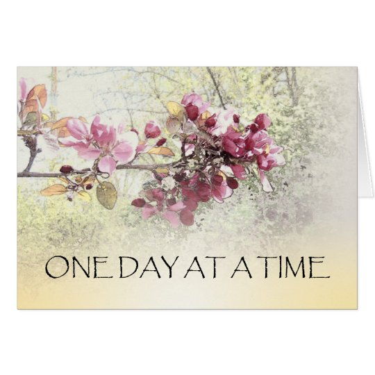ODAT Pink Blossoms Card