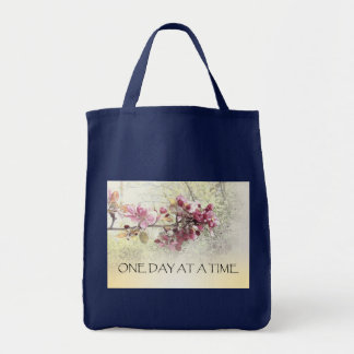 ODAT Pink Blossoms Tote Bag